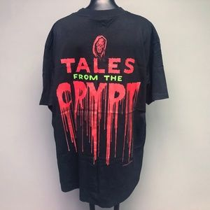 VTG 90s 1995 Tales From the Crypt Cronies Tee Cult